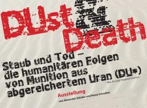 """Titelbild der Ausstellung """"DUst & Death"""""""