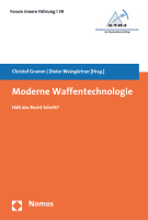 Nomos Moderne Waffentechnologie Cover