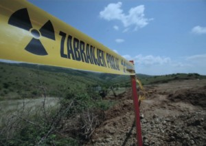 Dekontaminierungsprojekt in Südserbien