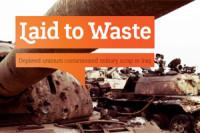 """Titelseite der PAX-Studie """"Laid To Waste"""""""