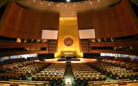 UN Vollversammlung in New York. Foto: Patrick Gruban
